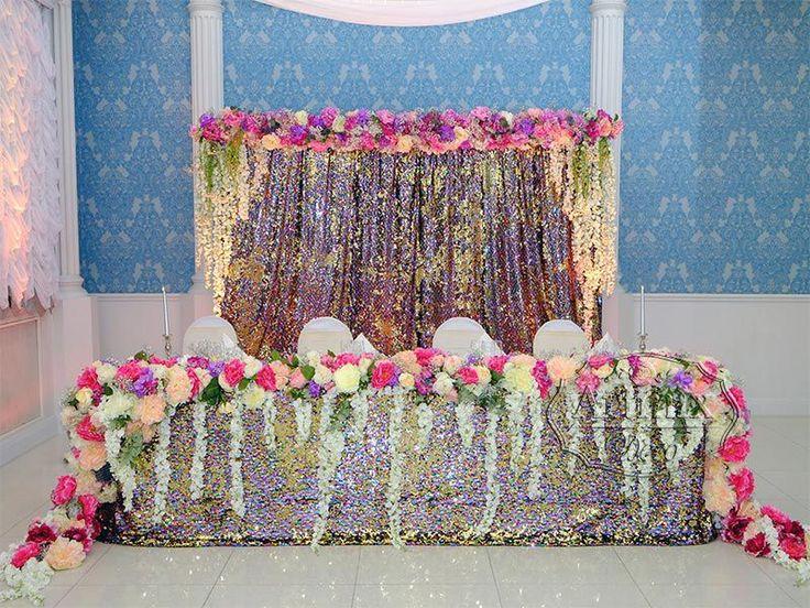 Оформление свадьбы в стиле Гэтсби