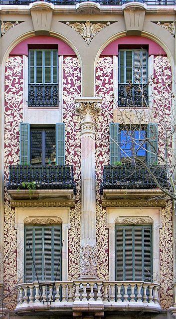 Barcelona - Ausiàs Marc 039 b   Flickr: Intercambio de fotos