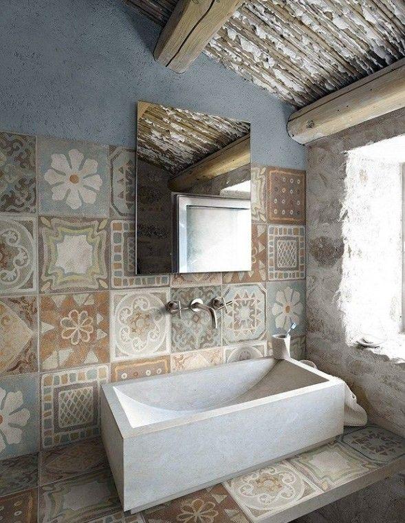 Oltre 25 fantastiche idee su Immagini di design piastrelle su Pinterest  Docce da bagno ...