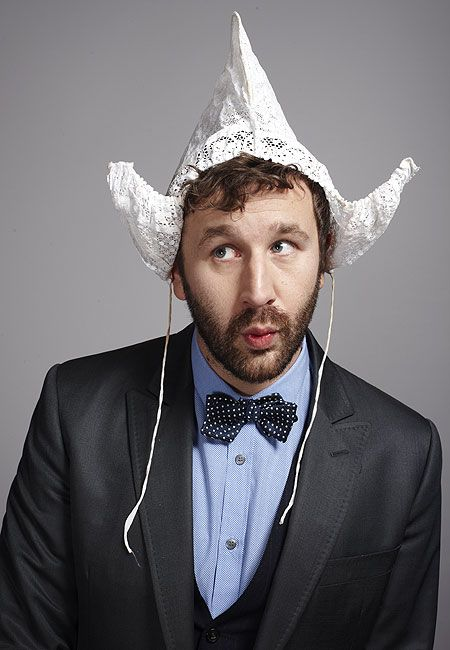 Chris O'Dowd. (Yes, I say his name in an Irish accent)
