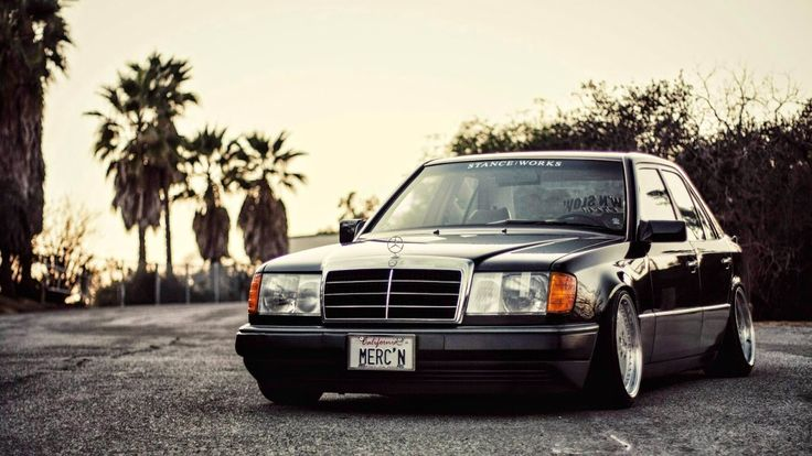 Mercedes-Benz W 124                                                       …