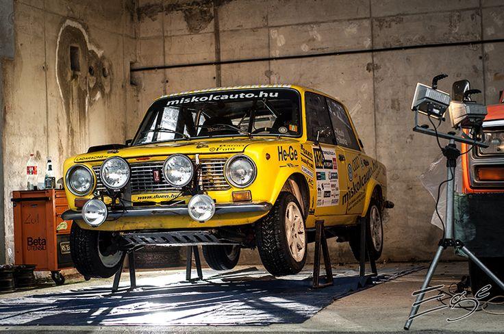 szilveszter rally 2015 hungaroring lada 2101