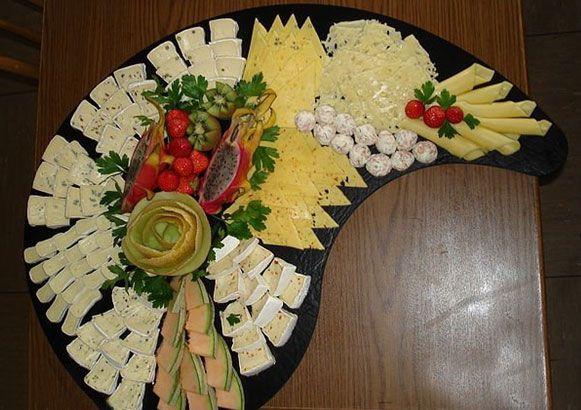 """Фабрика-кухня """"Вкусный выбор"""" - Свадебное меню"""