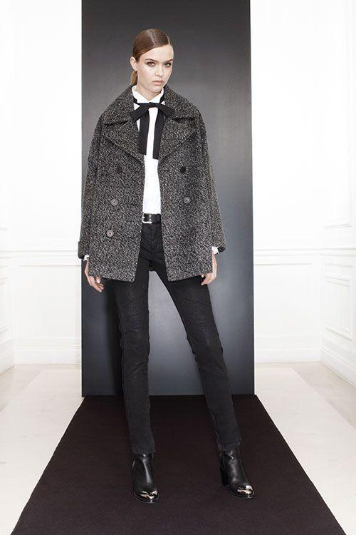 Karl Lagerfeld | Ready To Wear Fall/Winter 2014/15 | Look 9