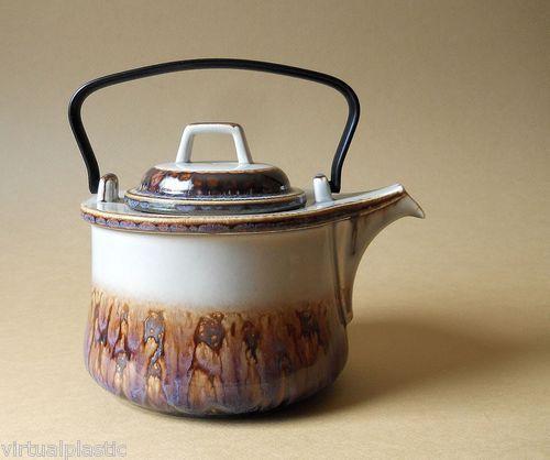 Bing & Grondahl - Denmark 'Mexico' Teapot Jens Quistgaard Design