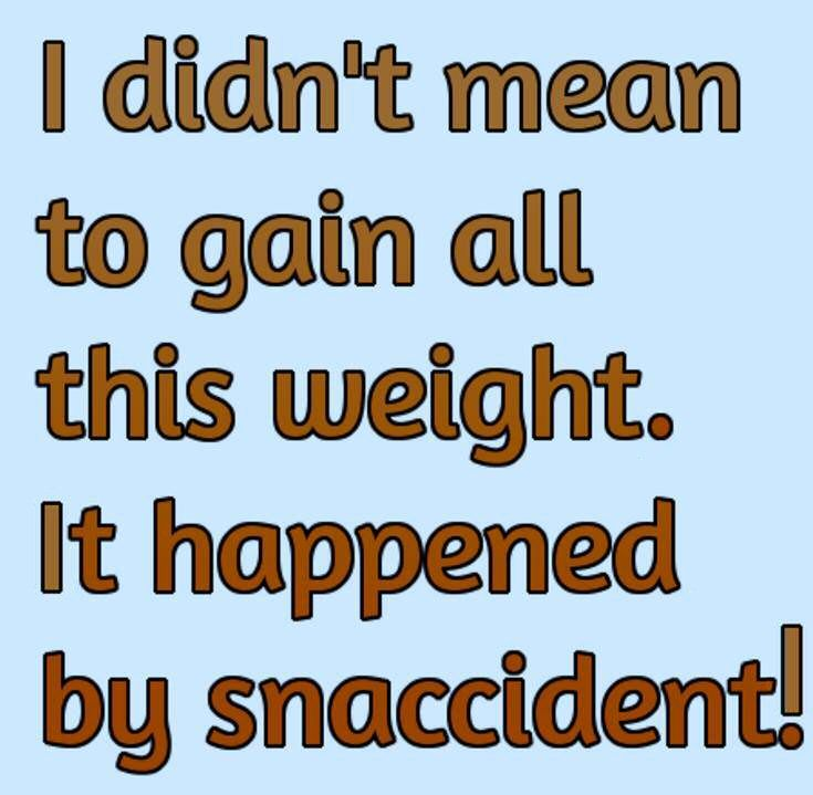 Didn T Mean To Gain Weight Best Funny Pictures Funny Pictures Drinking Humor