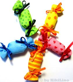 KikiLino: ★ Süße Stoffresteverwertung DIY★