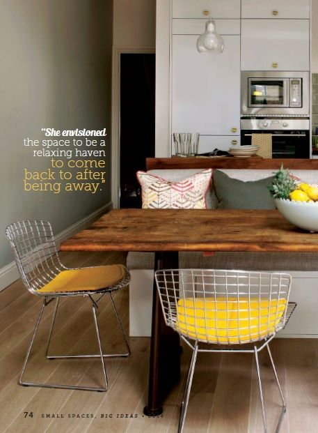 Dining And Kitchen Bench Plan