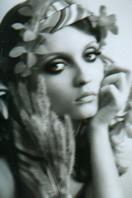 Irina Gorban in Dreams of Tomorrow by Jesse Shadoan for Lula #7.
