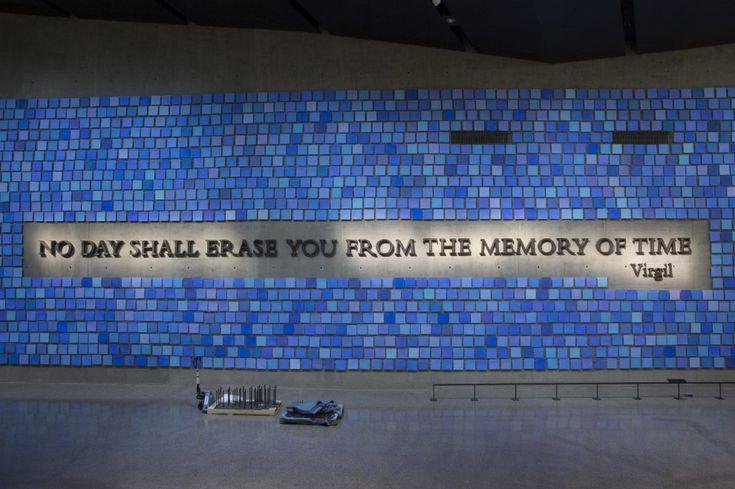 Gli oggetti di Ground Zero