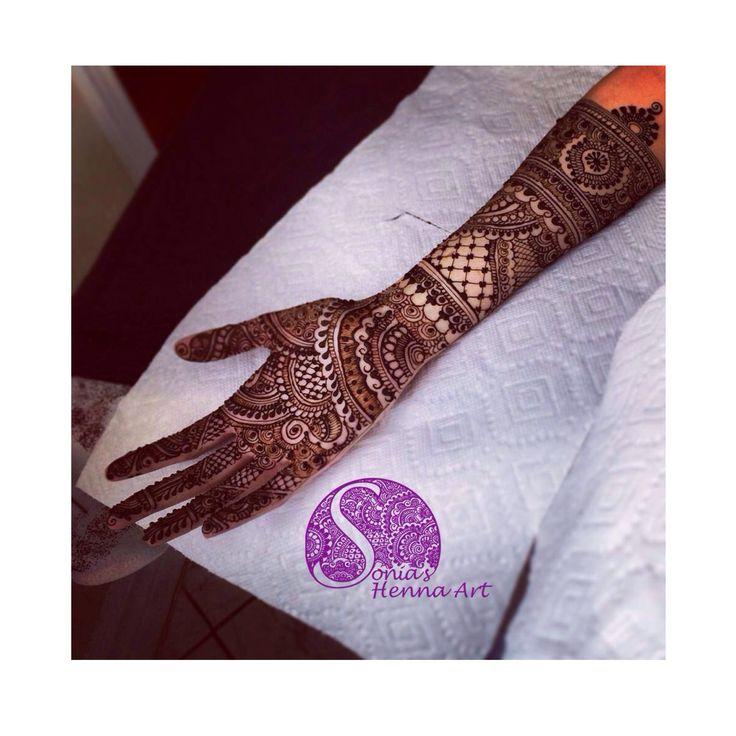 Bridal Mehndi Vancouver Bc : Bridal henna mehndi by sonia s art toronto