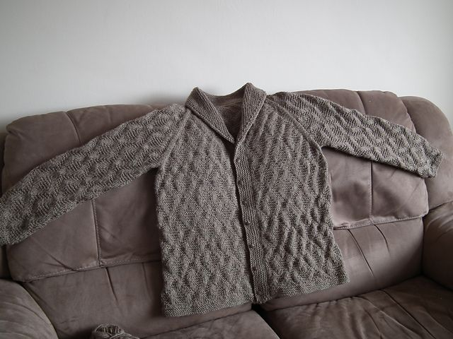 Ravelry:Man Diamond Geezer, free pattern by Jane Wileman