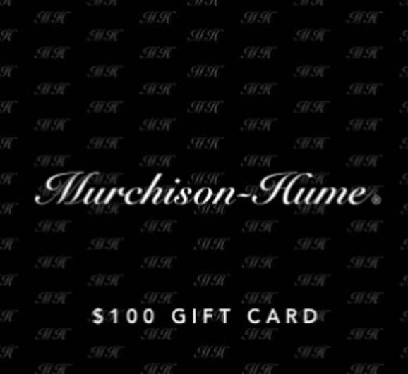 Did you forget someone on your list? Need a Hostess Gift in a hurry? #wecanhelpwiththat 😉Murchison-Hume now has electronic gift cards in any demonization from $25 to $100 for anything on our site (even Bath Shop)! Just a few clicks and your gift 🎁 arrives in their inbox in a ⚡️. No shopping, no wrapping, no worries. Plus, there's a 20% site wide sale going on now! We've got your back. Happy Holidays! #heyponderosa #cleanisbeautiful #cleaniseasy #murchisonhume