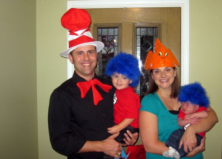 fish from cat in the hat costume halloween costume ideas