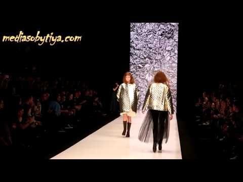 I  V  K  A  на Mercedes Benz Fashion Week Russia осень   зима  2016   2017