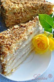 "Lussi`s World of Artcraft: Торта ""Наполеон"" / Napoleon Cake"