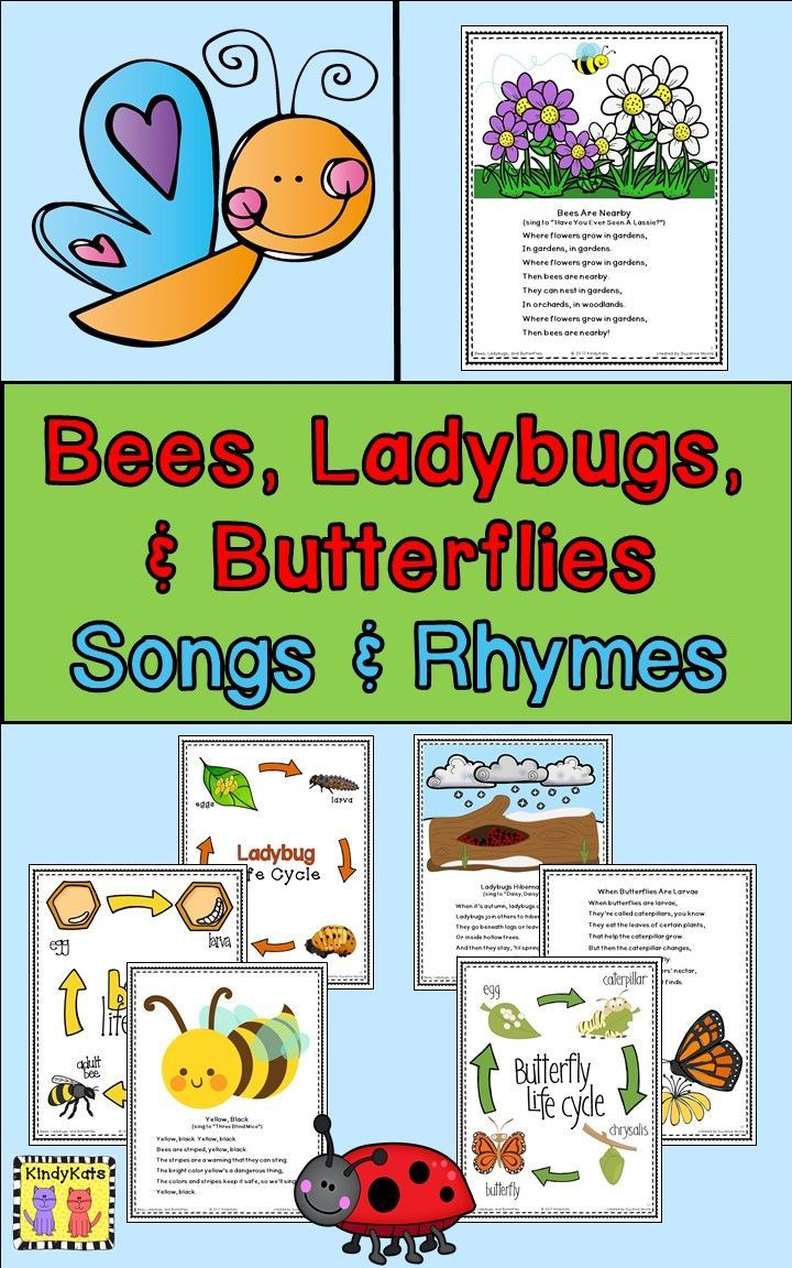 122 best Songs & Rhymes in the Classroom images on Pinterest ...