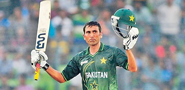 2015 ICC Cricket World Cup: Younis Khan Denies Retirement	Out of form senior Pakistan batsman Younis Khan denied on Wednesday tweeting an arrangement to resign from one-day internationals after the progressing World Cup, saying he was striving to come useful for his group.  : ~ http://www.managementparadise.com/forums/icc-cricket-world-cup-2015-forum-play-cricket-game-cricket-score-commentary/280013-2015-icc-cricket-world-cup-younis-khan-denies-retirement.html