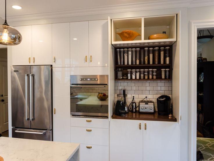 Kitchen Garage Door Hardware : Best ideas about appliance garage on pinterest