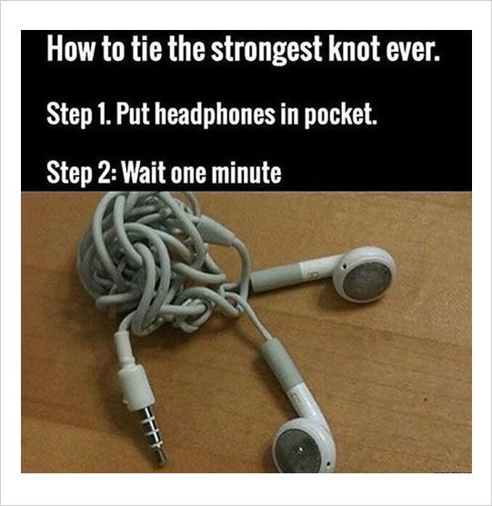 This is the main reason I have wireless bluetooth earbuds now