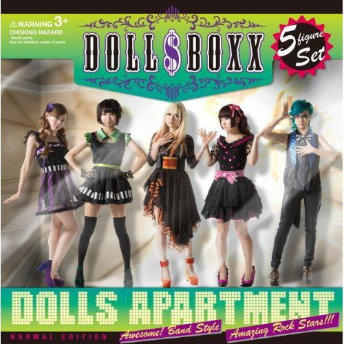 Doll$boxx - Dolls Apartment