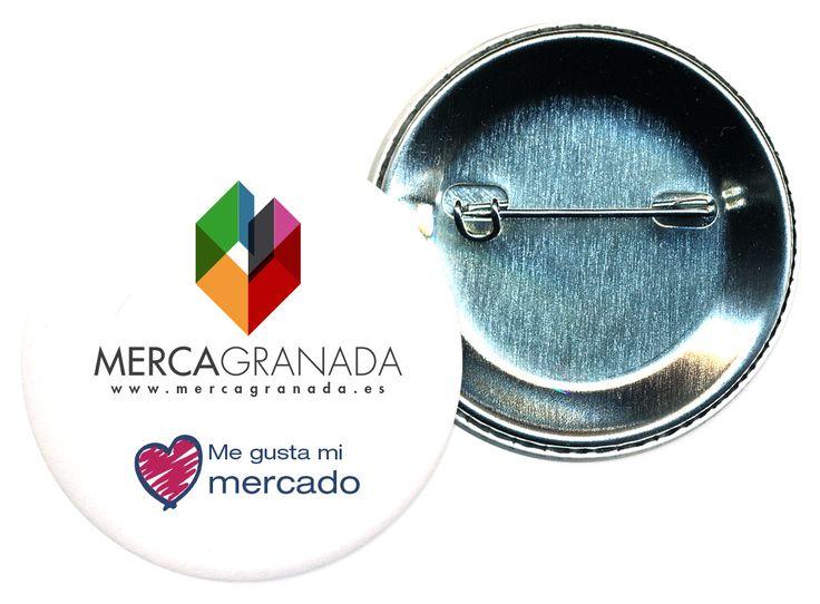Mercagranada, Spain LYLM pin