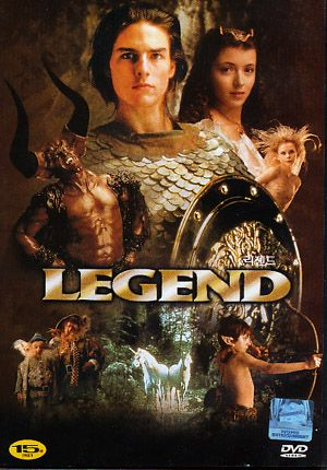 Legend - so much magic!!! Man alive this VHS got worn out when i was a kid! Tom Cruise before he got an ego, lol.