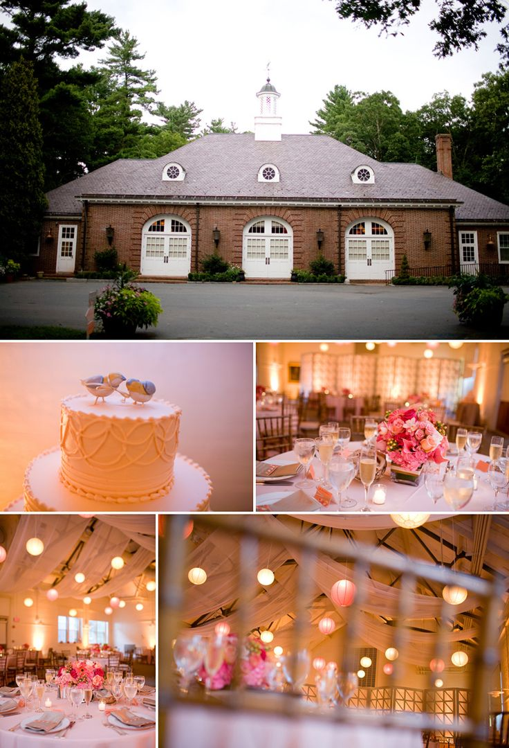new england wedding venues on budget%0A Whimsical garden wedding at the Massachusetts Horticultural Society Gardens  at Elm Bank  Images by Boston wedding photographer  Jen Ing