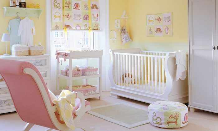 1001 Ideas For Original And Creative Baby Nursery