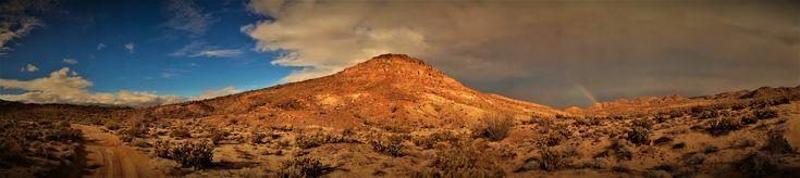 Hot on the trail of the Borrego Sandman #borregosandman #anzaborrego #offroading