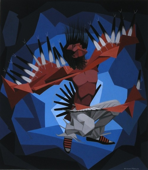 Sioux Indian Museum further Art further Oscar Howe in addition 376613587567042367 further 21540091. on oscar howe artist painter american indian