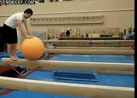 Eric Horrex                                                    Twisters Gymnastics                                     Where I work! Always entertainment & excitement