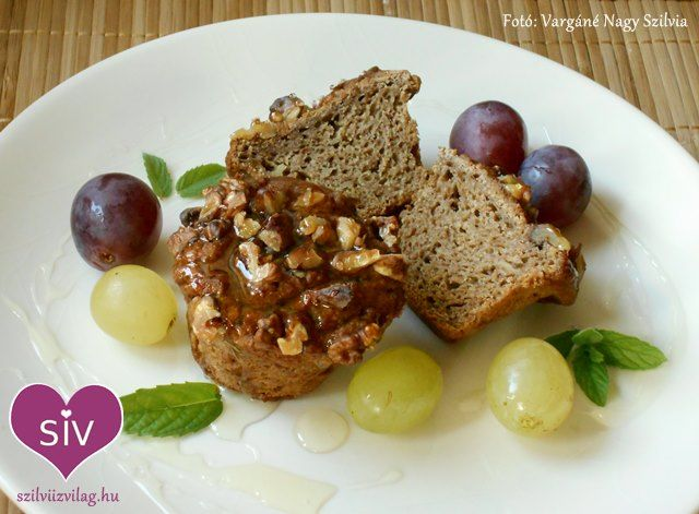 Körtés muffin - Különleges muffin recept - Szilvi ÍzVilág