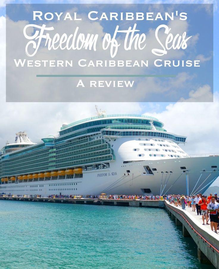 Royal Caribbean's Freedom Of The Seas Western Caribbean