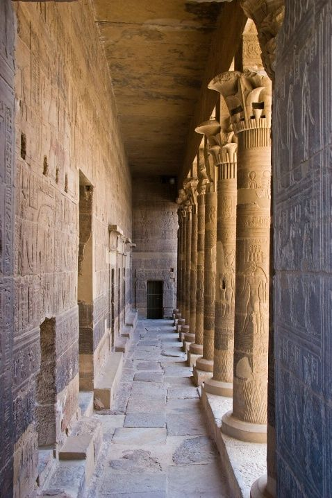 The Temple of Isis - Egypt