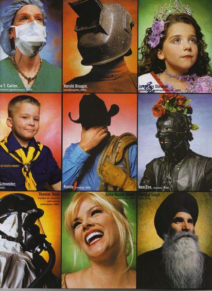 64. Andres SERANO, America, 2002. (détail)