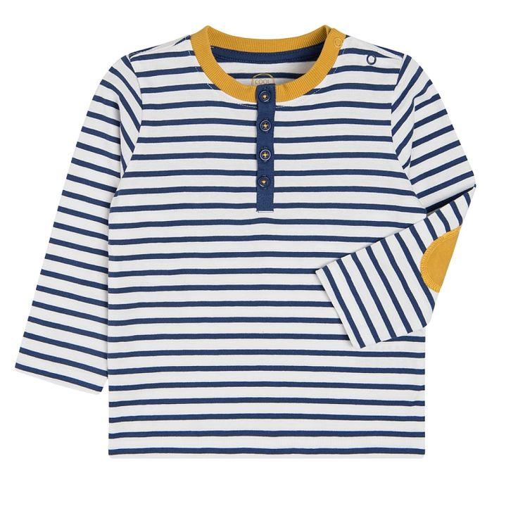 Cool Club, T-shirt chłopięcy z długim rękawem