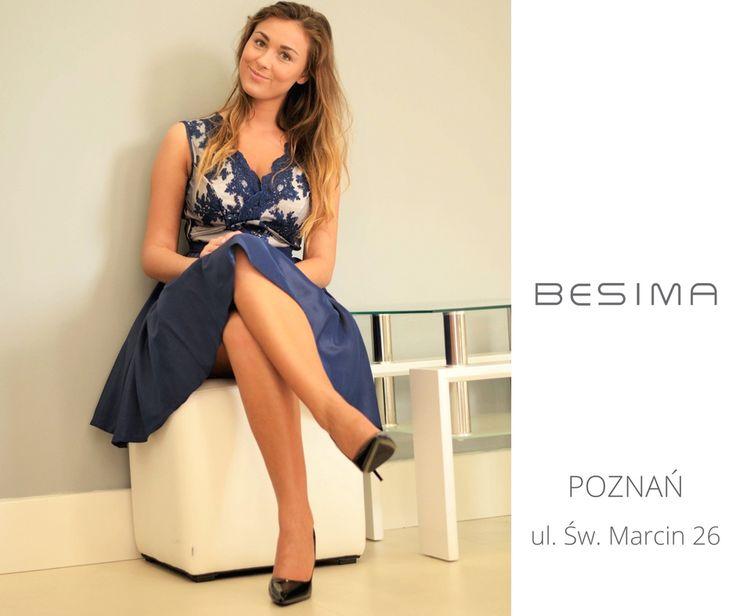 Sklep Besima.pl w Poznaniu, Św. Marcin 26 Wyjątkowe kolekcje online i offline dostępne w samym centrum Poznania.