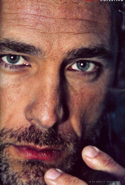 Raoul Bova I just found out he's Calabrese and from the same town my dad was born in! Somehow I feel very close to him!