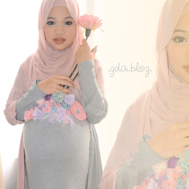 Pregnant hijab porn pictures