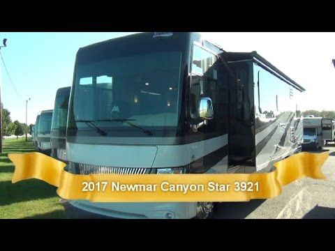 NEW 2017 Newmar Canyon 3921 | Class A Toy Hauler