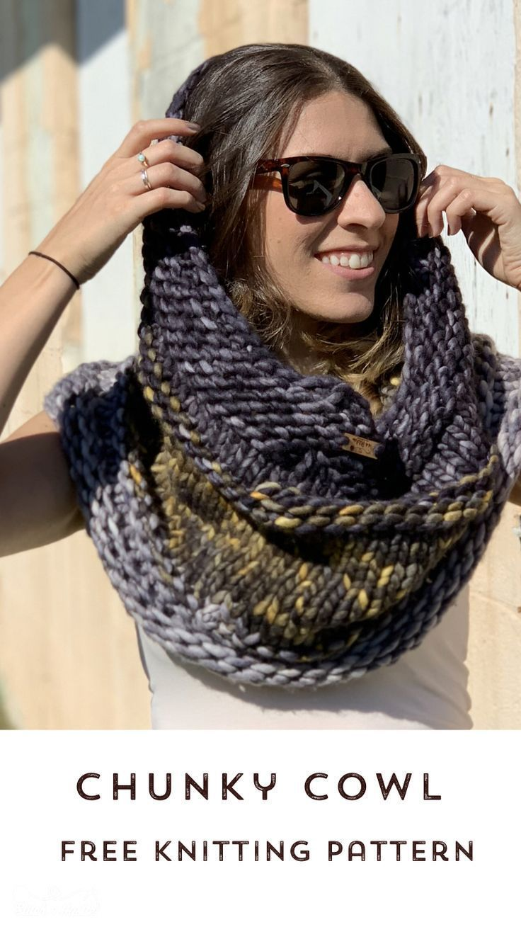 The Central Park Knit Cowl Free Pattern Knit Scarves And Cowls