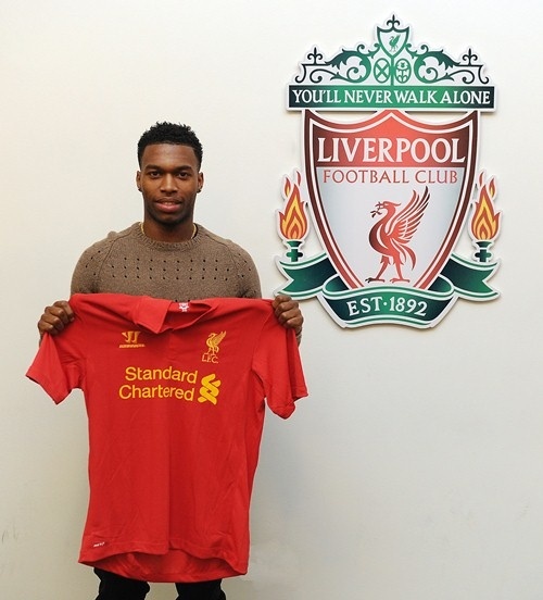 Welcome World League Of Beauty And Fashion Official Web: 17 Best Images About Daniel Sturridge: Welcome To LFC On