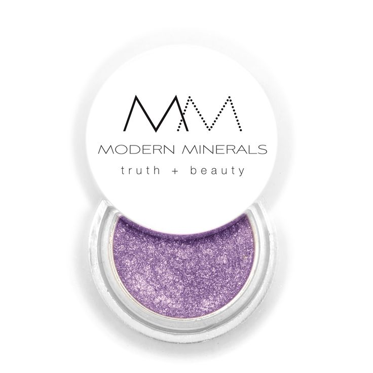 Aquarius: This shimmery meets elegant lavender lends ladies an air of mystery, though it doesn't take a rocket scientist to see past the shadow and know how wonderful the woman wearing it is. Generous and friendly, curious and understanding, progressive and just. All these words describe the quintessential Aquarius. Buy it now: http://modernmineralsmakeup.com/collections/new-collection-zodiac-inspired-eyeshadow/products/aquarius
