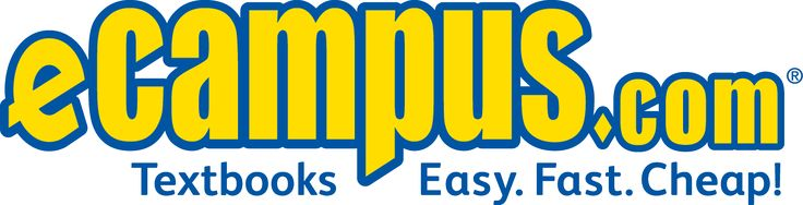 Don't pay full price for textbooks. Save money on cheap textbooks and textbook rentals at eCampus.com. Get fast, free shipping on orders over $59.