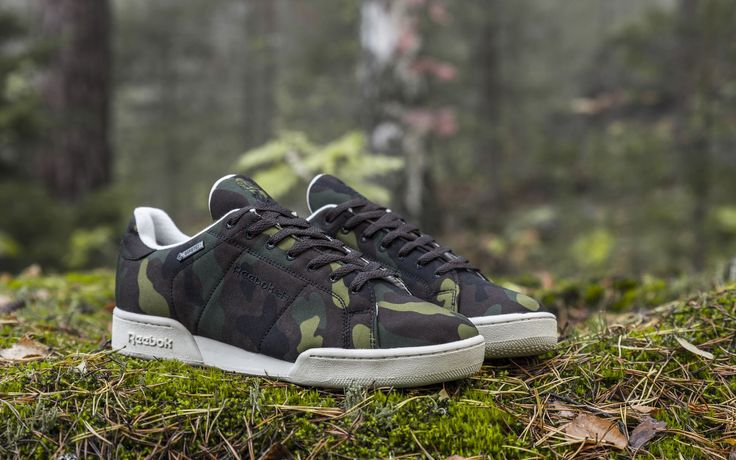 Reebok - NPC II Gore-Tex® - V48564 - Sneakersnstuff, sneakers & streetwear online since 1999