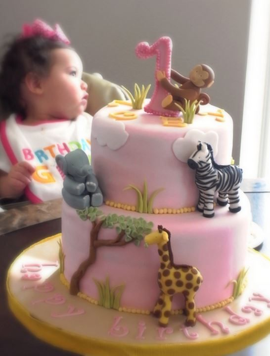 Girls Safari Birthday! - B. Lovely Events