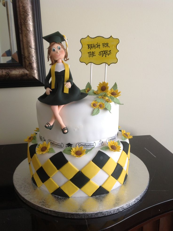 17 Best Images About Graduation Cakes On Pinterest 40th
