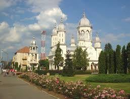 .romania,satu-mare - Carei - Catedrala Ortodoxă ''Sfântul Mucenic Dimitrie''
