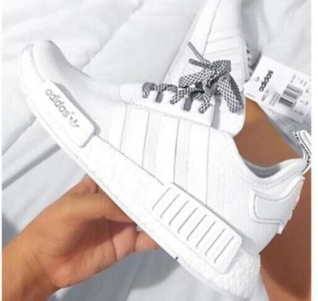 Adidas Trend Mode Casual Sportschuhe Weiss Adidas Casual Mode Sportschuhe Trend Weiss Casual Sport Shoes Adidas Shoes Women Running Sneakers Women